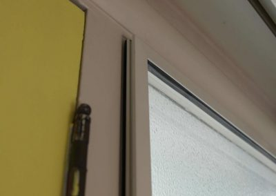 Heritage Secondary Glazing clip system over timber joinery